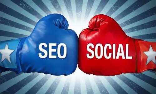 SEO现状 社会化媒体 搜索引擎