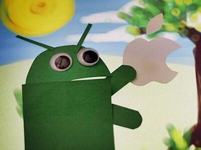 安卓没有IOS流畅 iPhone安卓对比 ISO系统