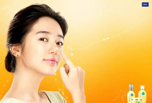 护肤品牌DHC在中国牢牢占住了市场