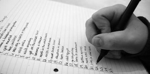 这5点能做到3点,你的写作之路就会坚持很久